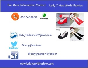 lady j new world fashion